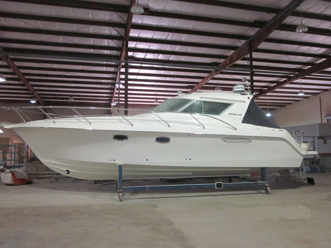 36' Allmand Yachts 2017 QD 36 Fishing Yacht