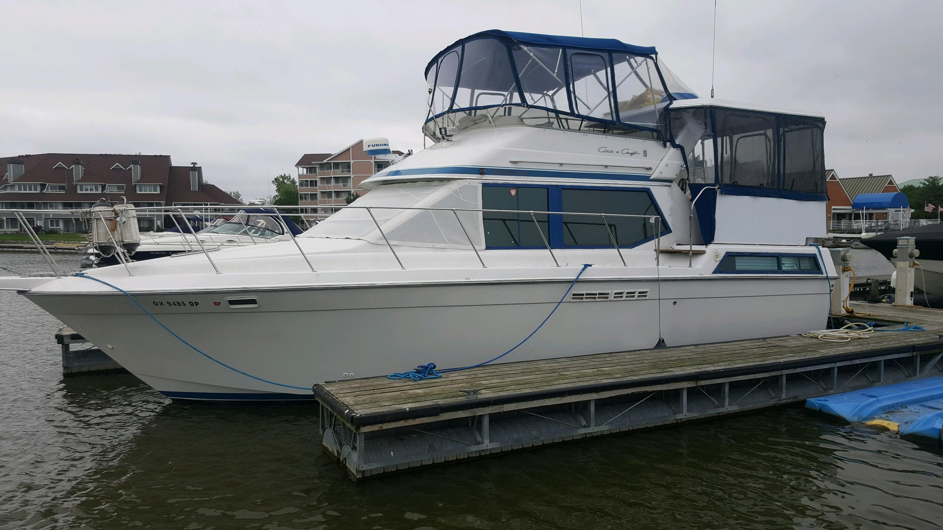 Brokerage Boats For Sale Ohio Express Cruiser