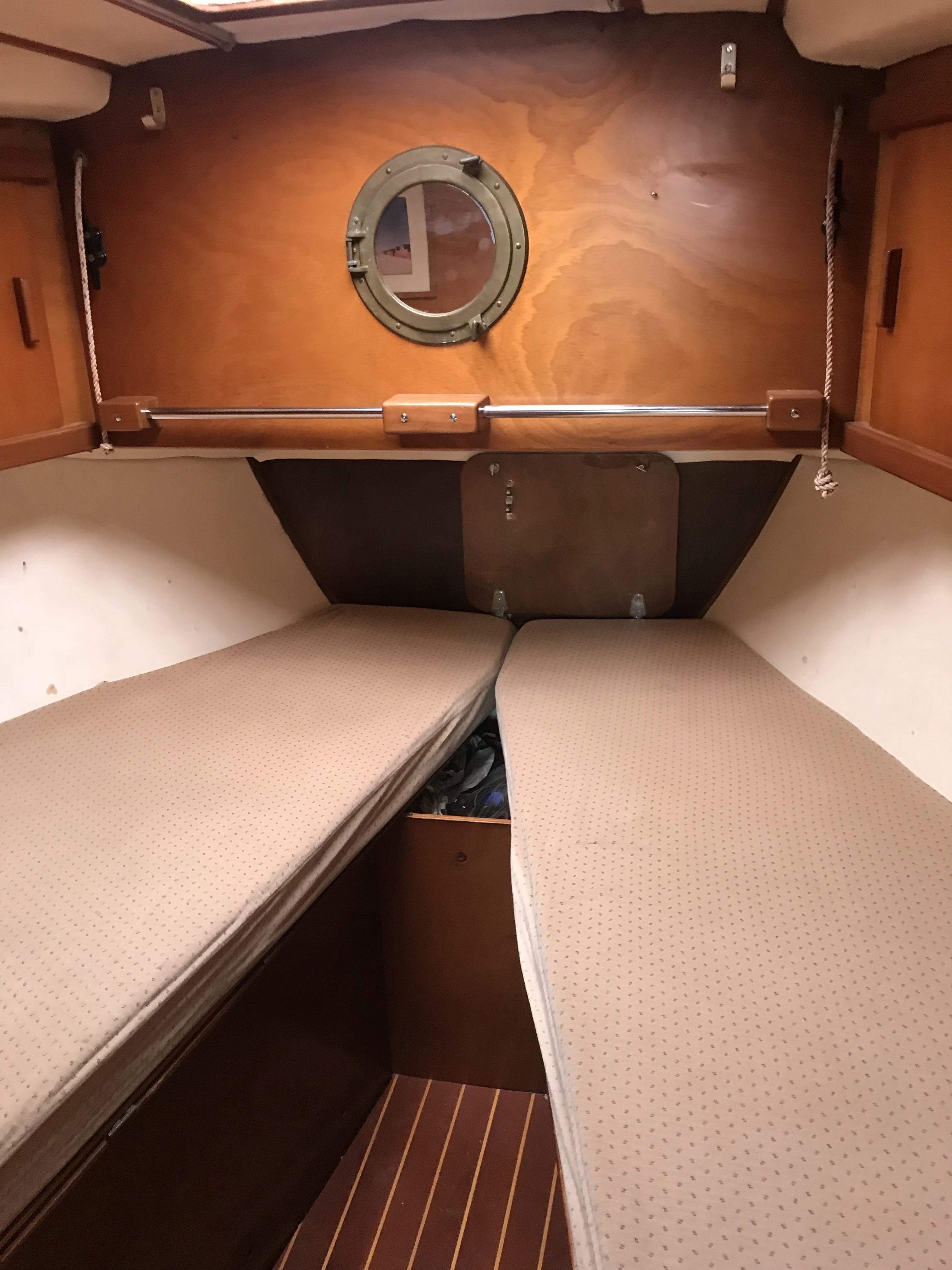 Foward Guest Cabin