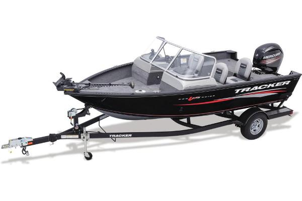 2017 Tracker Boats boat for sale, model of the boat is Pro Guide V-175 WT & Image # 1 of 40