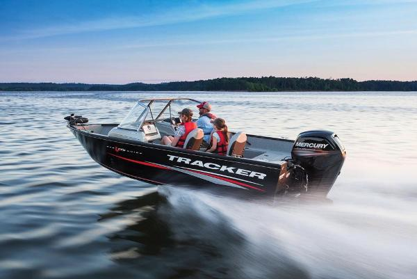 2017 Tracker Boats boat for sale, model of the boat is Pro Guide V-175 WT & Image # 2 of 40