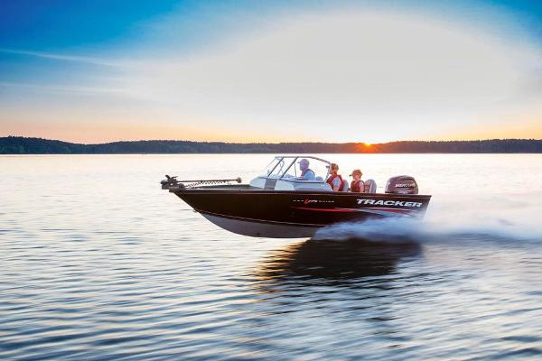 2017 Tracker Boats boat for sale, model of the boat is Pro Guide V-175 WT & Image # 3 of 40