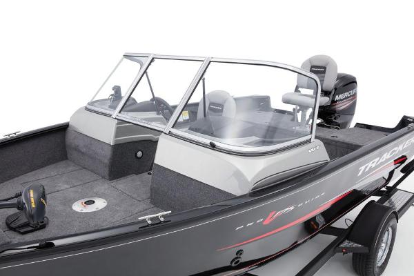 2017 Tracker Boats boat for sale, model of the boat is Pro Guide V-175 WT & Image # 17 of 40