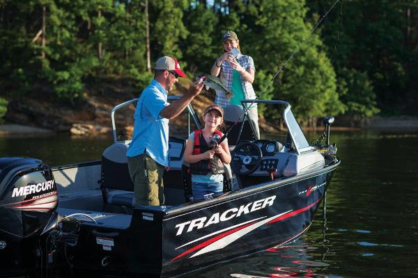 2017 Tracker Boats boat for sale, model of the boat is Pro Guide V-175 WT & Image # 39 of 40