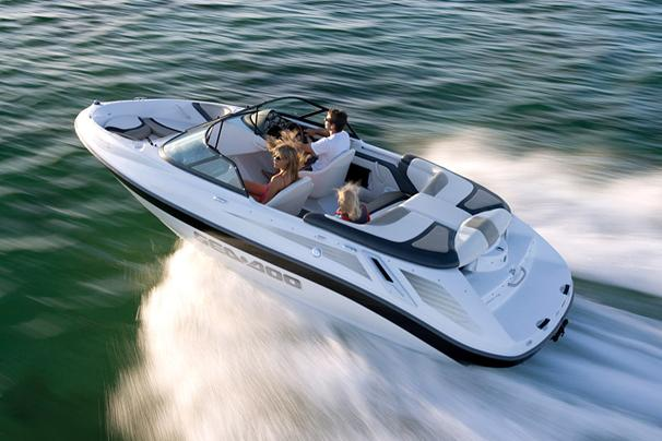 2006 Sea Doo Sportboat boat for sale, model of the boat is Utopia 205 & Image # 9 of 9