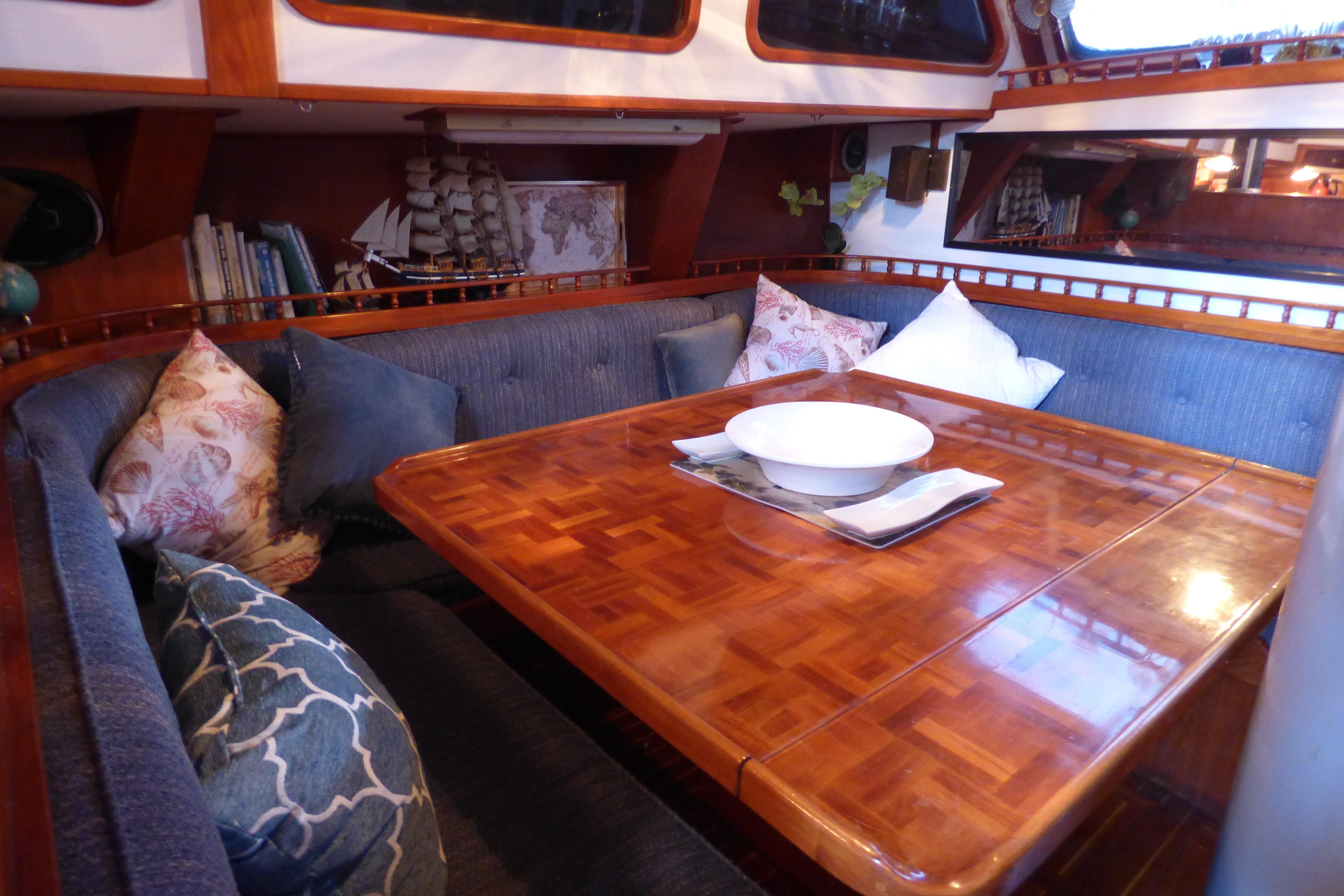 56' Maple Leaf 56 1981 | Seacoast Yachts