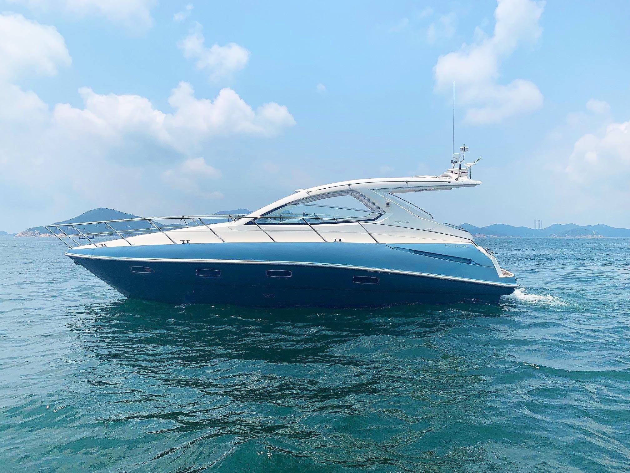 Sealine SC38 Profile