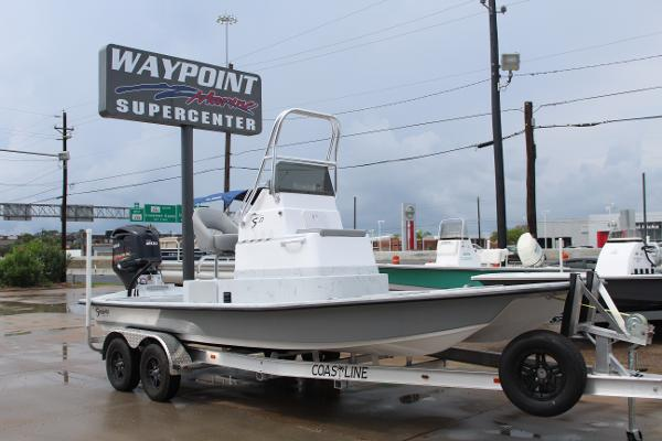 2020 Shoalwater boat for sale, model of the boat is 21 Catamaran & Image # 1 of 20
