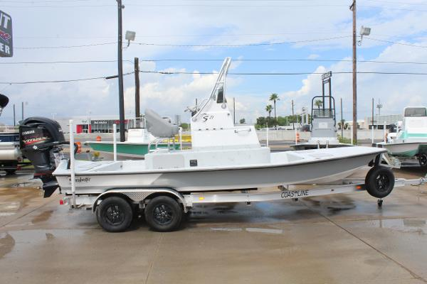 2020 Shoalwater boat for sale, model of the boat is 21 Catamaran & Image # 4 of 20