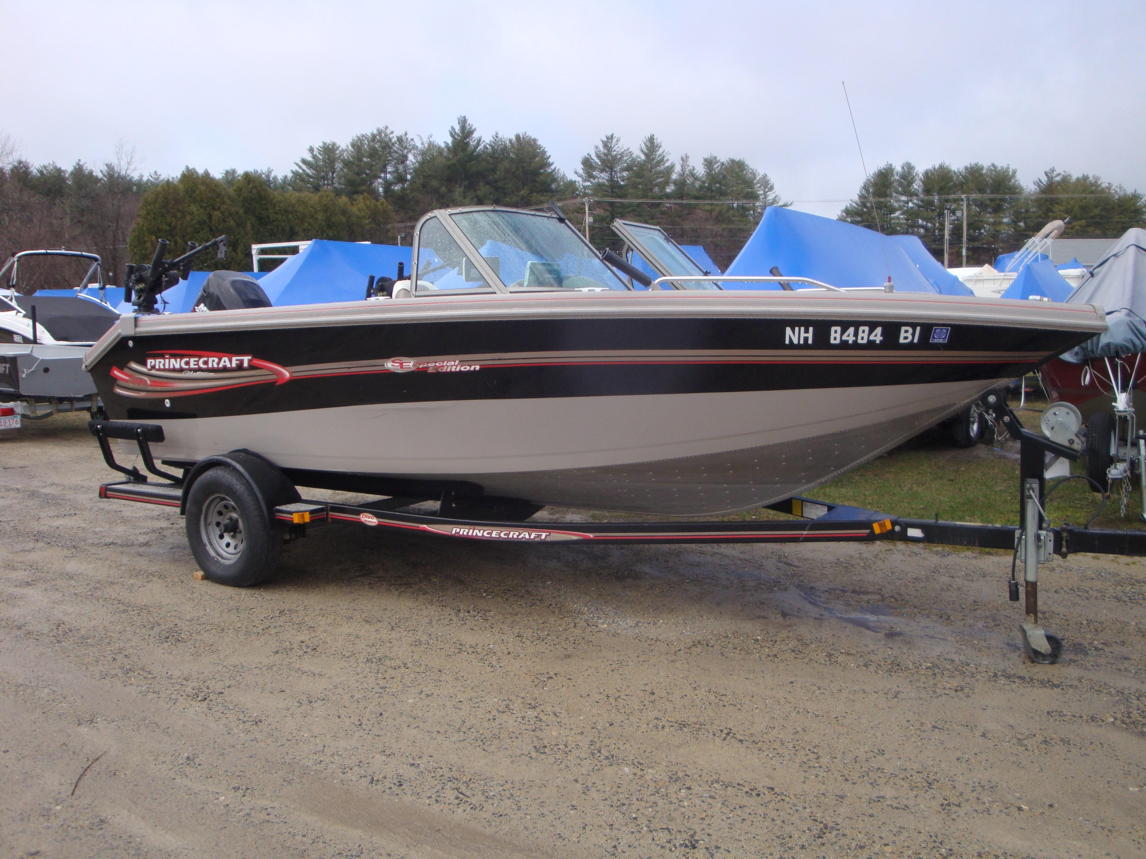 2003 PRINCECRAFT 196 SE for sale