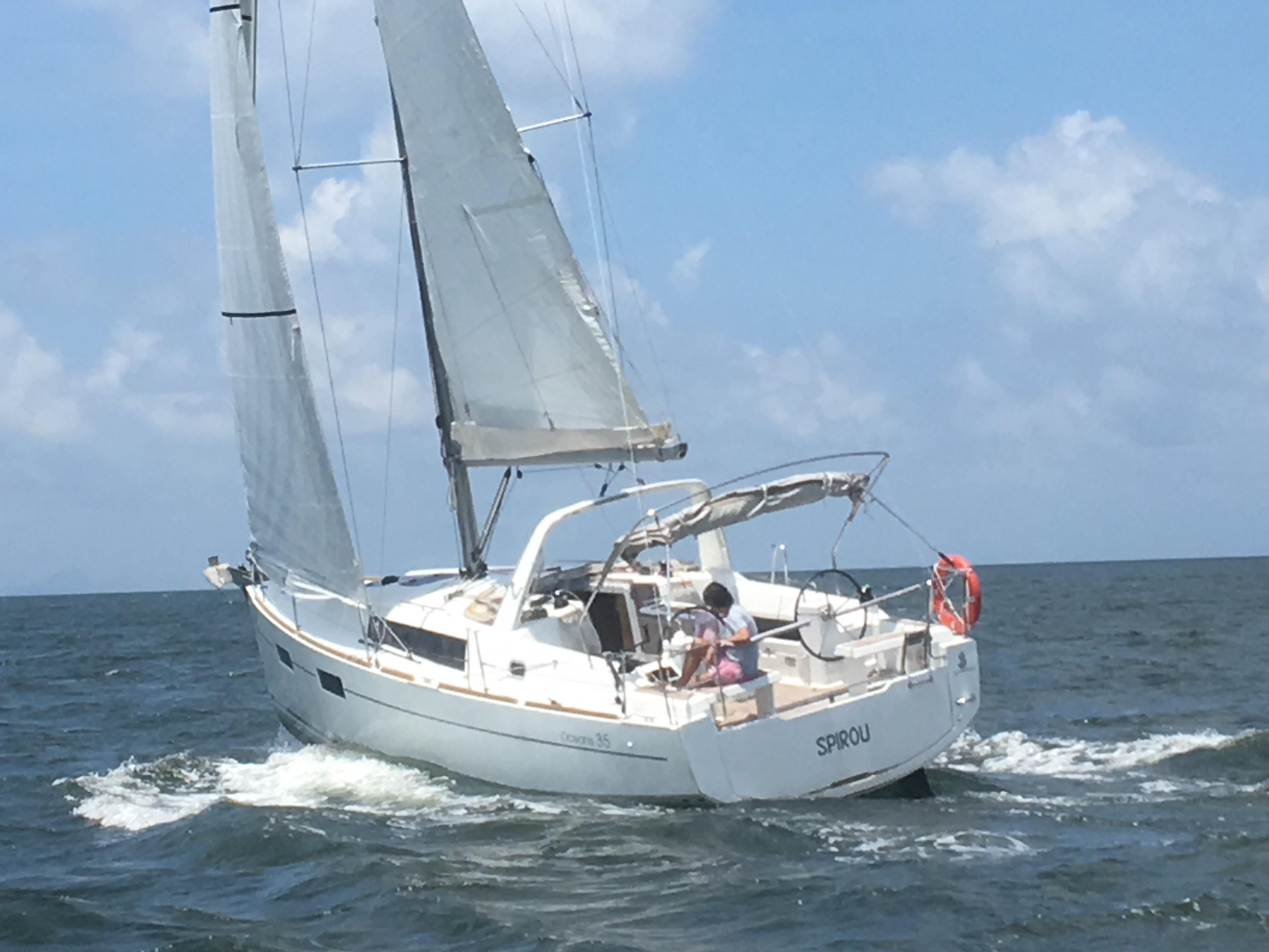 Beneteau Oceanis 35 Photo