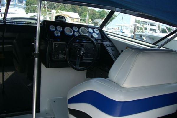 Robust Helm Seating