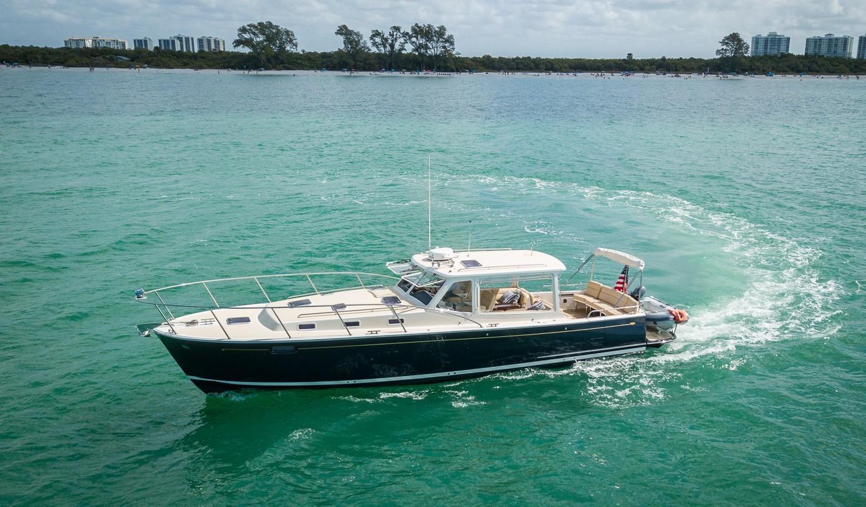40' MJM Yachts 2017