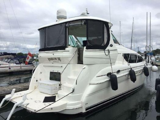 39 ft Sea Ray 390 Motor Yacht !!