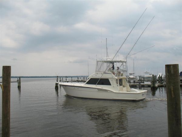 Hatteras 45 Convertible Sports Fishing Boats. Listing Number: M-3605489