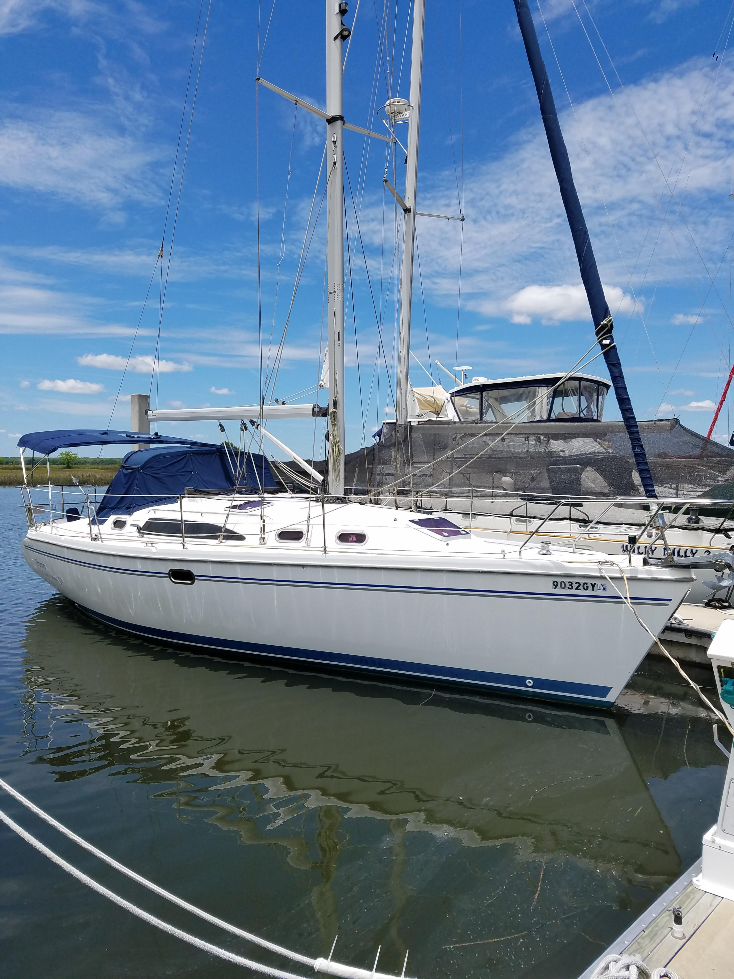 35 Catalina Papoo 2008 Unknown | Denison Yacht Sales