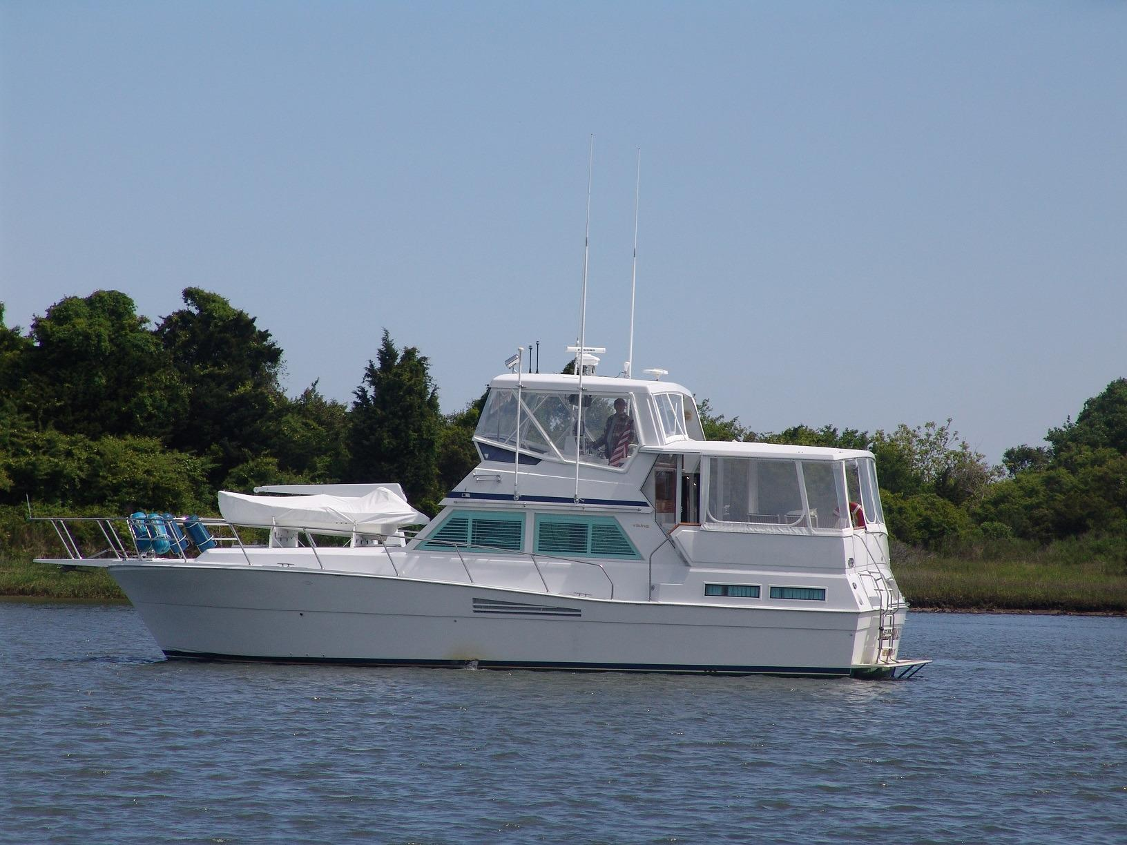 44 Viking Yachts 1988 Re Ward For Sale In Morehead City