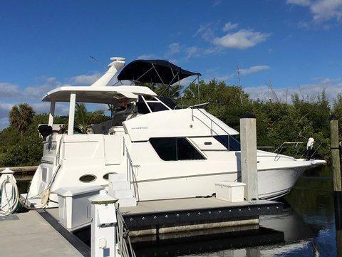 37' Silverton 1998 372 Motor Yacht