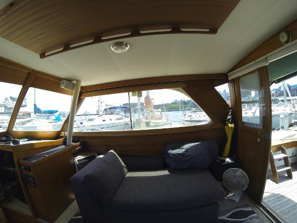 Egg Harbor 33 Sedan BoatsalesListing Maine