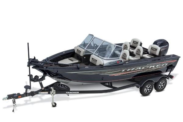 For Sale: 2018 Tracker Boats Targa V-19 Combo 40th Anniversary Edition 19ft<br/>Pride Marine - Eganville