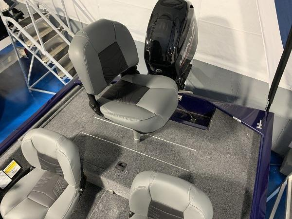 2020 Tracker Boats boat for sale, model of the boat is Pro 170 & Image # 3 of 9