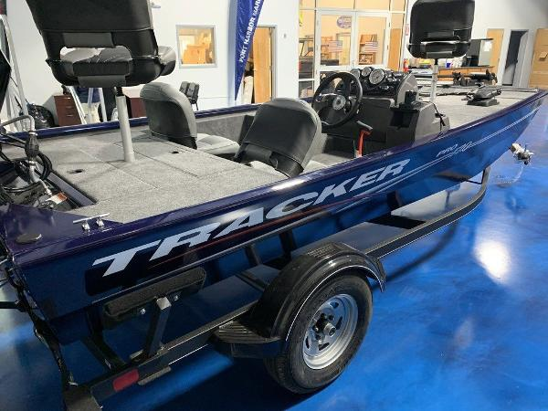 2020 Tracker Boats boat for sale, model of the boat is Pro 170 & Image # 8 of 9
