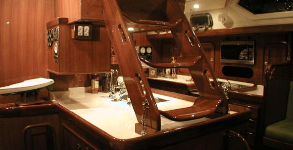 Picture Of:  52' Tayana Deck Salon 2019Yacht For Sale | 9
