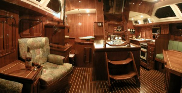 Picture Of:  52' Tayana Deck Salon 2019Yacht For Sale | 4 of 9