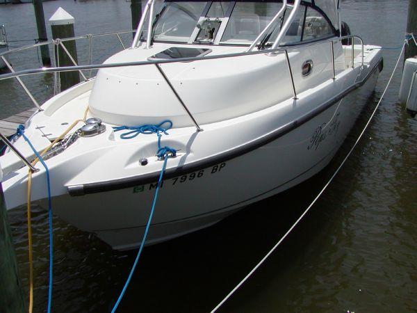 2008 Boston Whaler 285 Conquest For Sale