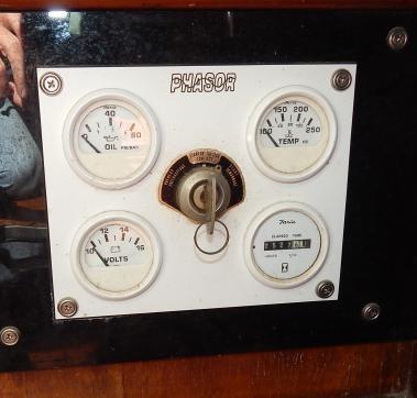 Generator Panel