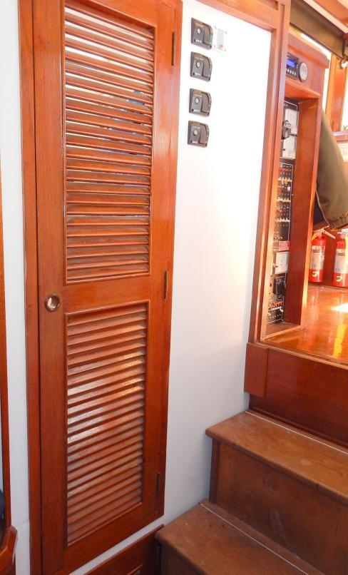 Guest Stateroom Closet