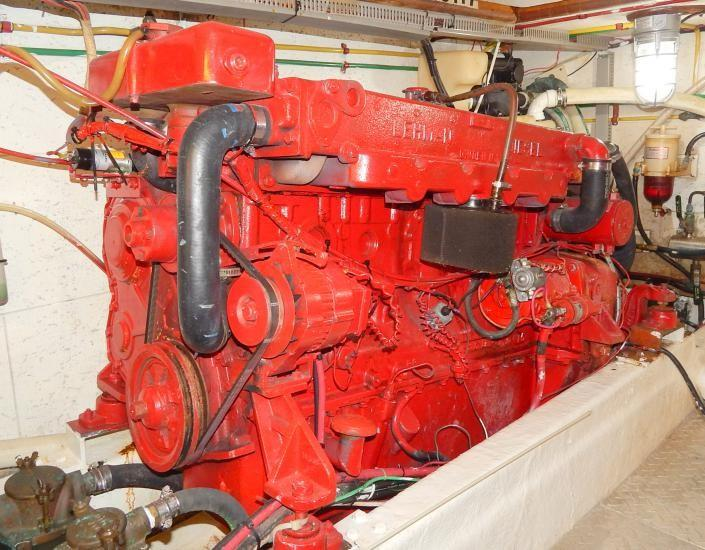Starboard Diesel