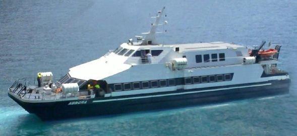Fjellstrand  Catamaran Passenger ferry