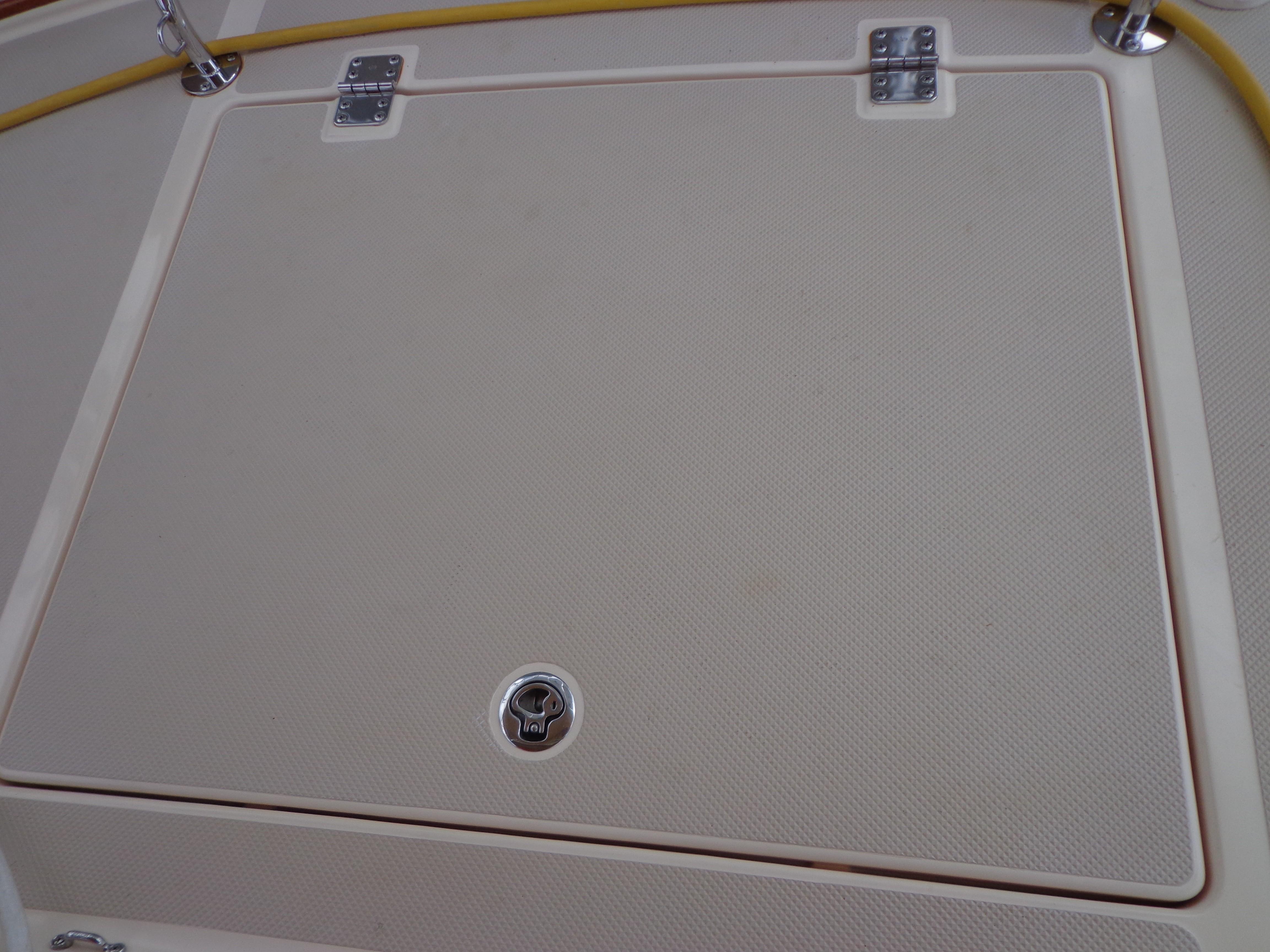 Aft Deck Storage