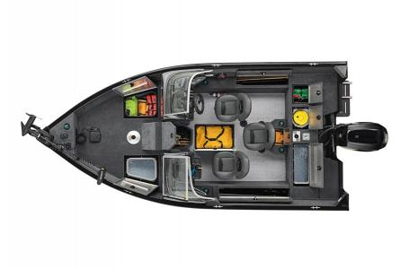 2020 Tracker Boats boat for sale, model of the boat is Pro Guide V-165 WT & Image # 25 of 50