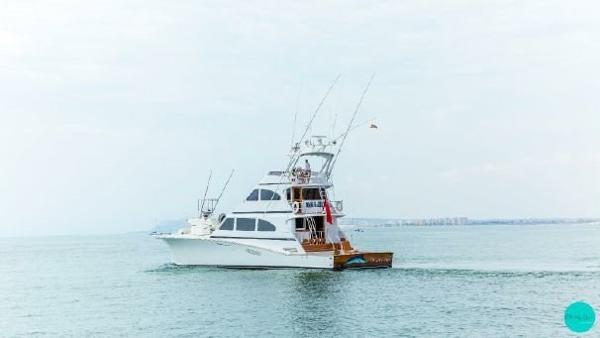 95' Lydia Yachts Sport Fish