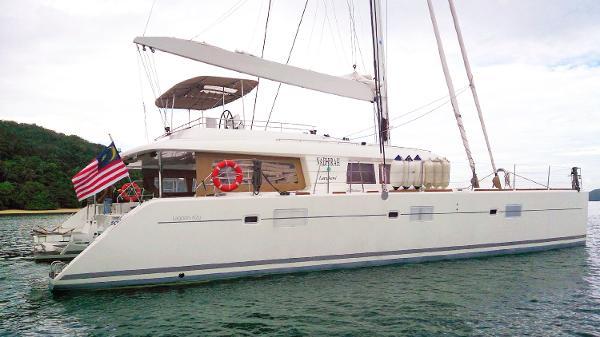 Lagoon 620 Profile