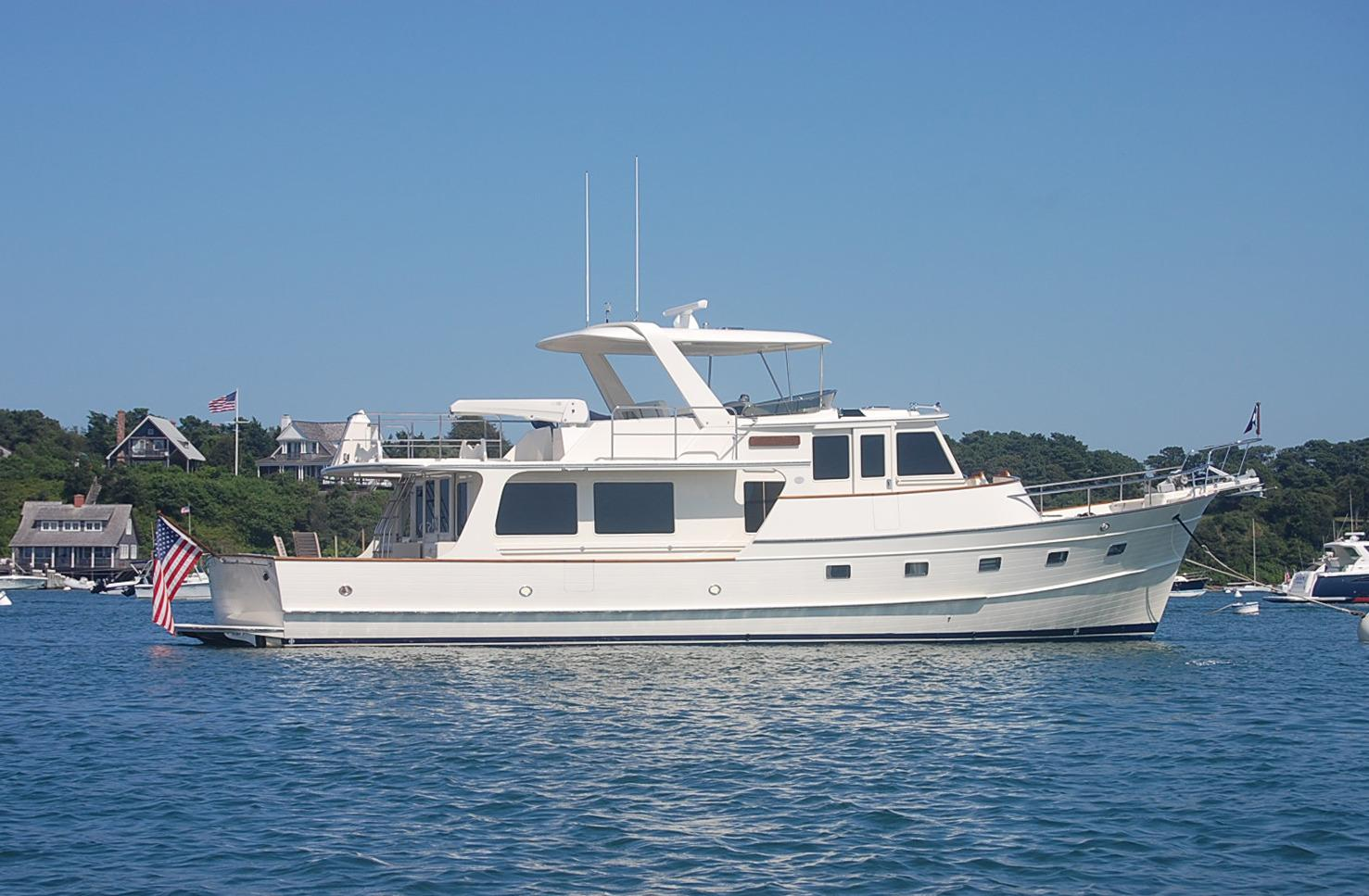Used Fleming 55 Motor Yachts For Sale