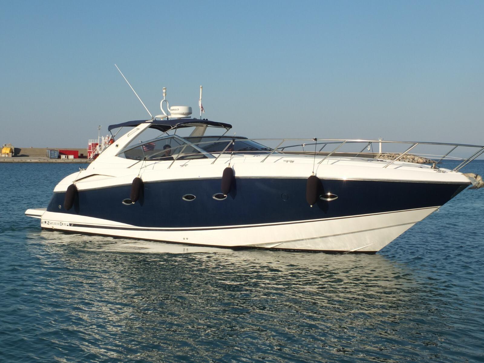 48.43 ft Sunseeker Portofino 46