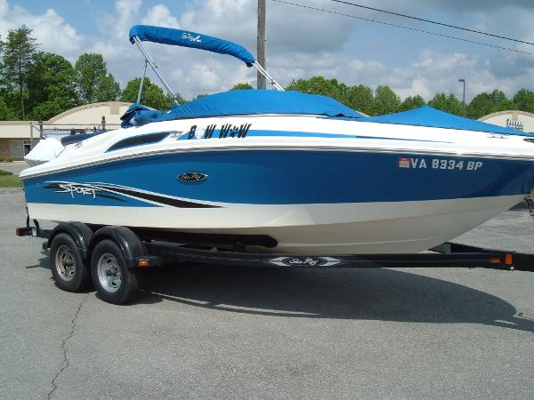 2011 SEA RAY 195 SPORT for sale