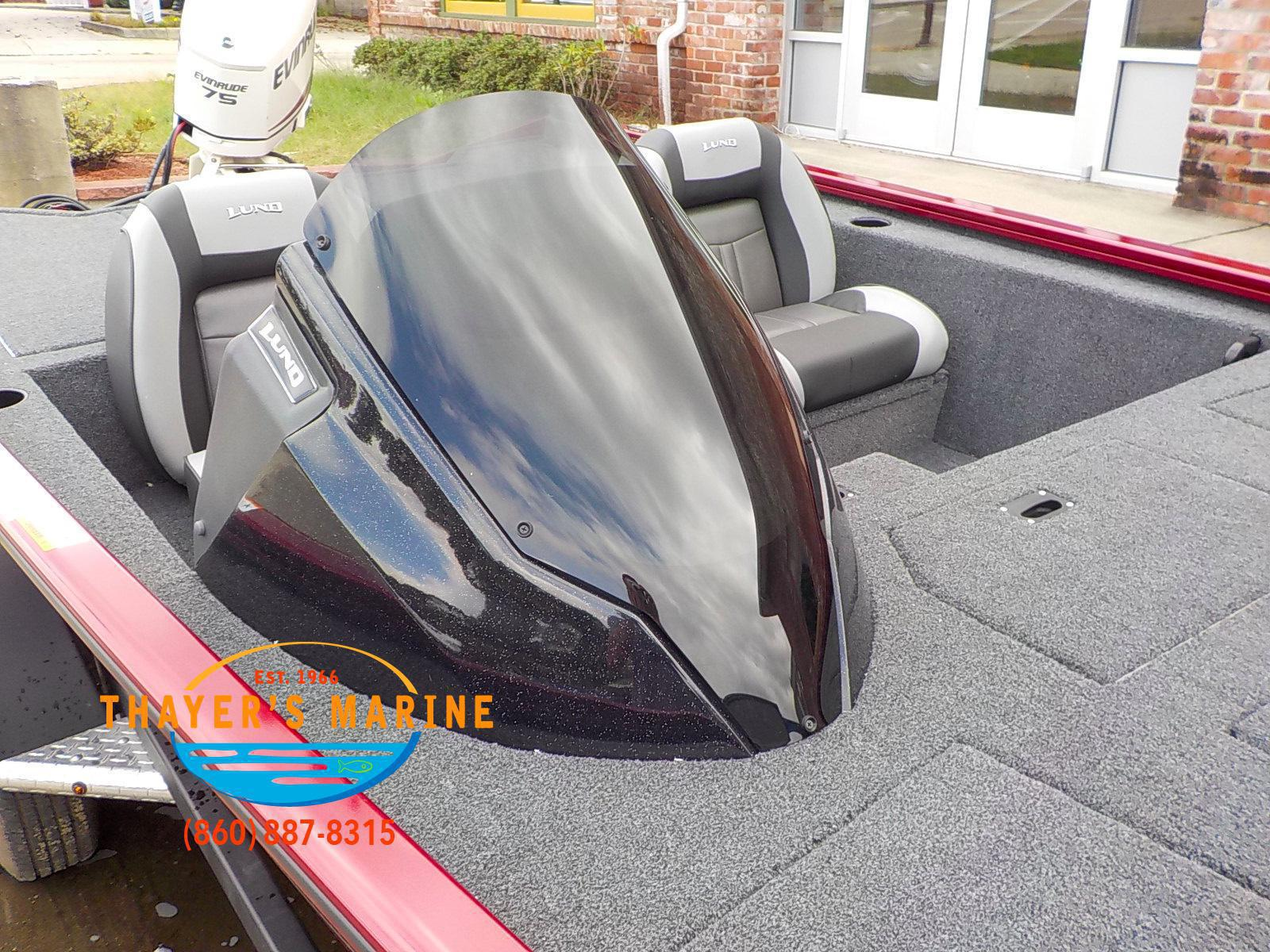 2019 Lund boat for sale, model of the boat is 1775 Renegade & Image # 12 of 32