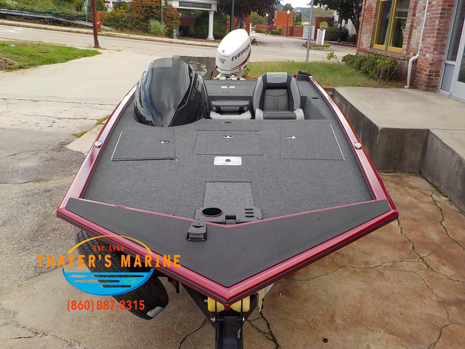 2019 Lund boat for sale, model of the boat is 1775 Renegade & Image # 13 of 32
