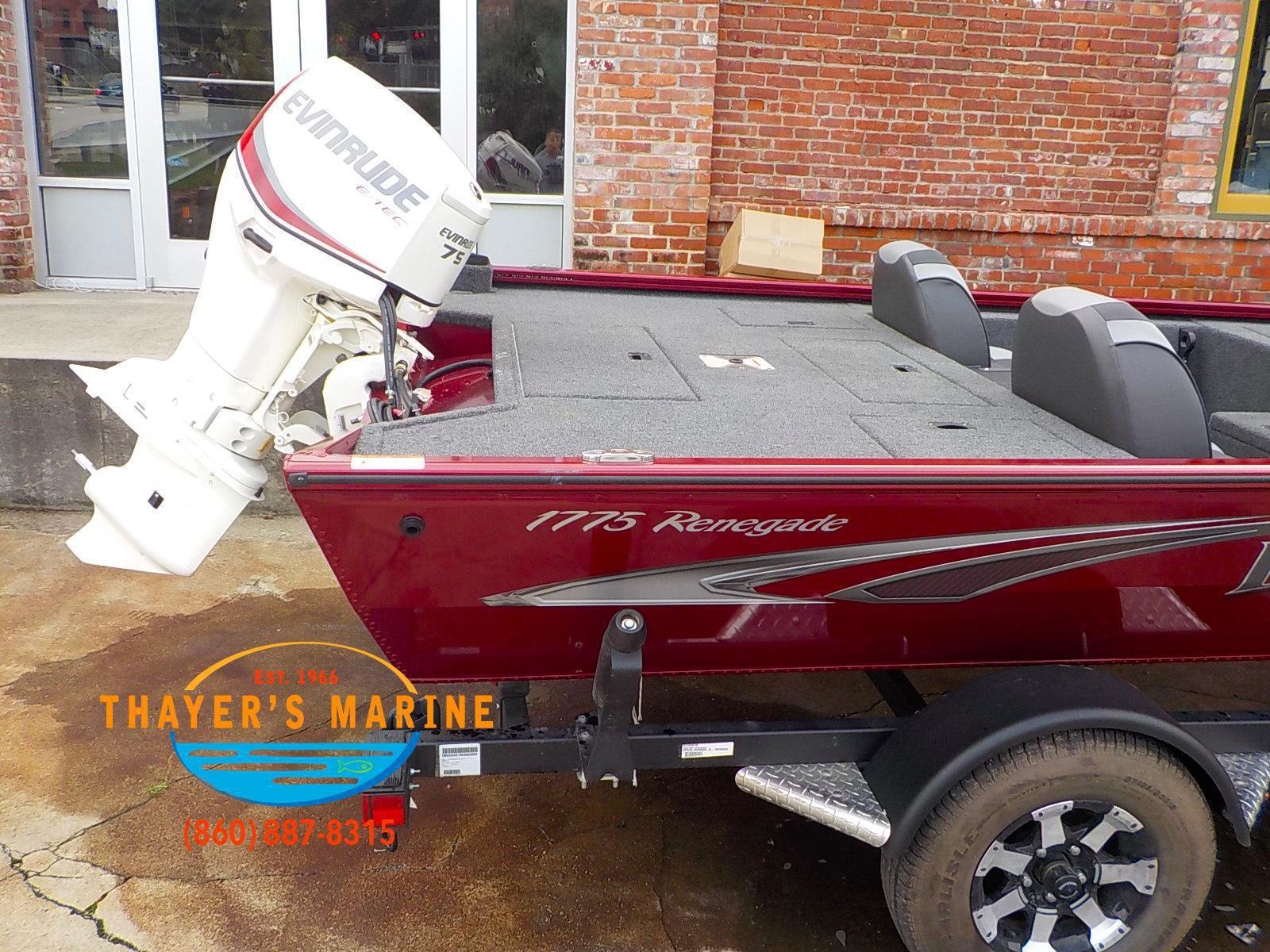 2019 Lund boat for sale, model of the boat is 1775 Renegade & Image # 23 of 32