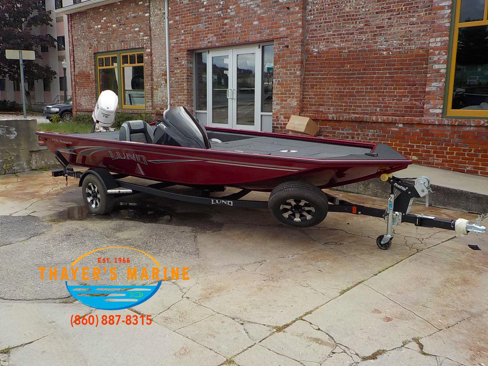 2019 Lund boat for sale, model of the boat is 1775 Renegade & Image # 32 of 32