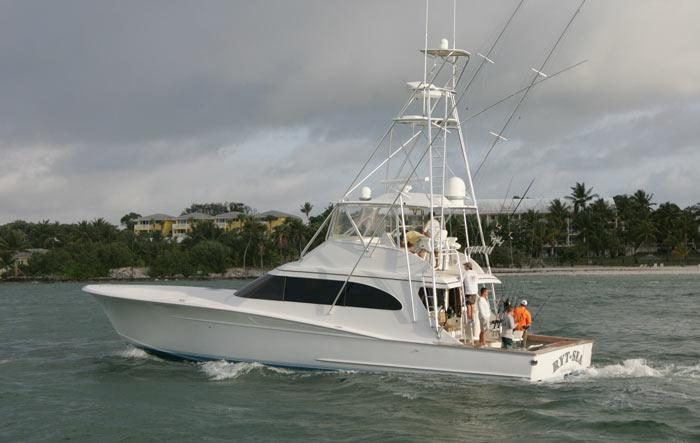 2009 Spencer Yachts Custom Carolina