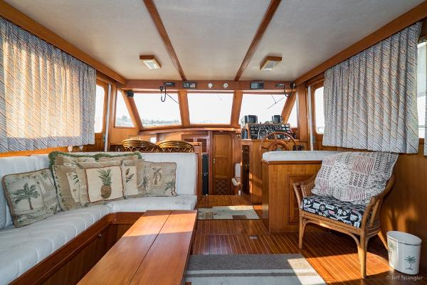 Picture Of:  48' Offshore Yachts Cockpit Motoryacht 1986Yacht For Sale | 3 of 68