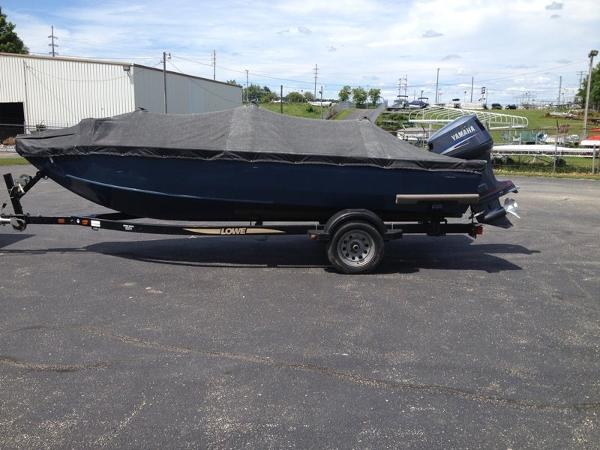 used 2003 lowe 17 39 fishing boat for sale in mishawaka