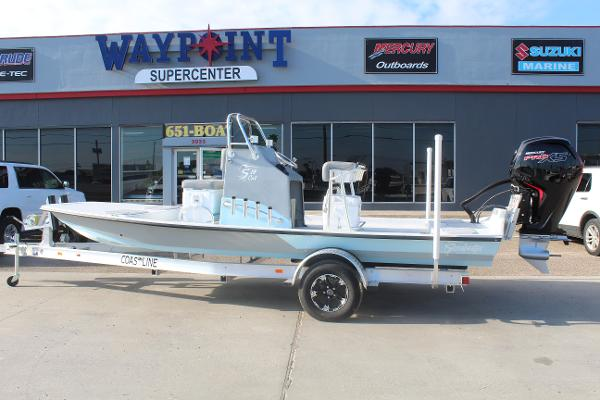 2020 Shoalwater boat for sale, model of the boat is 19 CAT & Image # 4 of 15