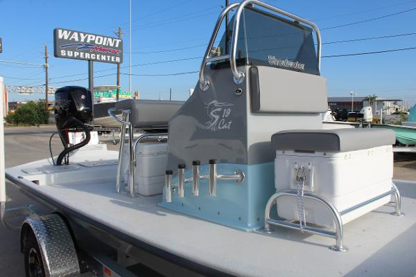 2020 Shoalwater boat for sale, model of the boat is 19 CAT & Image # 7 of 15