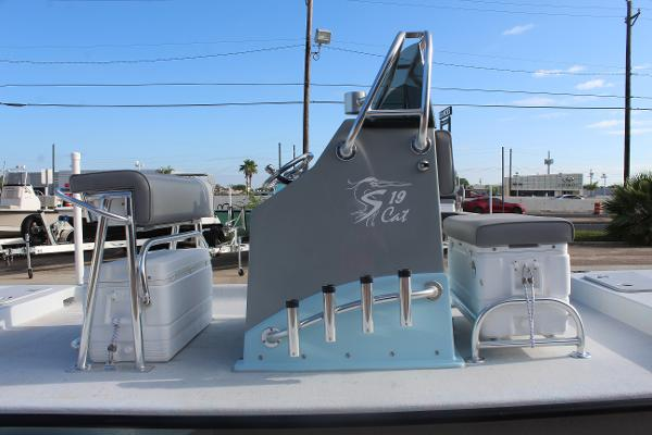 2020 Shoalwater boat for sale, model of the boat is 19 CAT & Image # 8 of 15